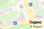 Схема проезда до компании ПакетЛэнд в Москве