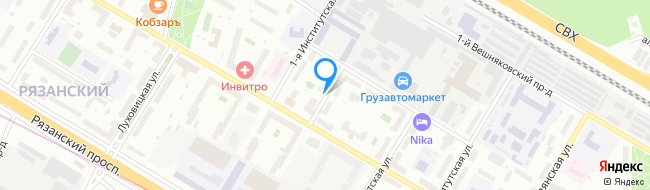 проезд Институтский 2-й