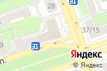 Схема проезда до компании ЛЯ ПОН ПОН в Москве