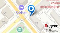 Компания SOS на карте