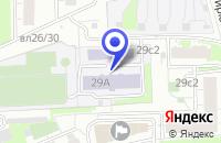 Схема проезда до компании ПО БАСКЕТБОЛУ ДЮСШ № 56 в Москве