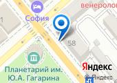 SOS на карте