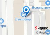 НоворосСплит на карте