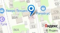 Компания Energy fitness на карте