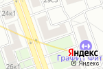 Схема проезда до компании ТехноСток в Москве