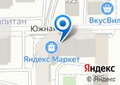 Люмьер на карте