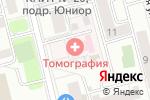 Схема проезда до компании Диагностический центр на 1-й Парковой в Москве