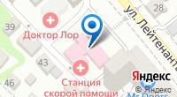 Компания КПРФ на карте