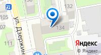 Компания Марилоу на карте