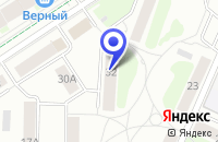 Схема проезда до компании АПТЕКА ВАРИАНТ в Мытищах