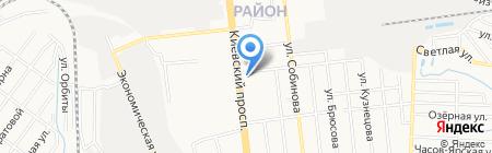 Донецксварка ЧП на карте Донецка