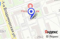Схема проезда до компании КОСМЕТОЛОГИЧЕСКИЙ ЦЕНТР JANEIRO КЛИНИКА в Москве