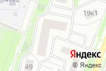 Схема проезда до компании Счастливы Вместе в Москве