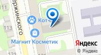 Компания Град на карте