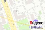 Схема проезда до компании Сарекс Групп в Москве