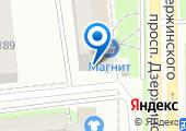 Чайкoffский на карте