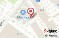 Схема проезда до компании Типография Лаб в Москве