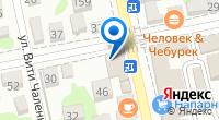 Компания Далс на карте