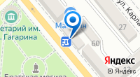 Компания Магазин оптики на карте