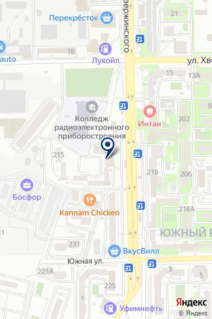 ПРОДОВОЛЬСТВЕННЫЙ МАГАЗИН № 75 на карте Новороссийска