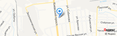 Adv Retail Service на карте Донецка