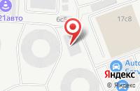 Схема проезда до компании Киндерфото в Москве