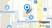 Компания Аллегро на карте