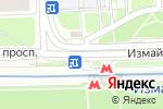 Схема проезда до компании Вечерняя Москва в Москве