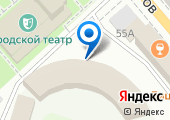 Новороссийский городской совет ветеранов войны и труда на карте