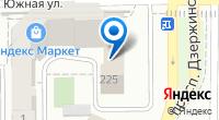 Компания BIA на карте