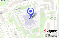 Схема проезда до компании ЦЕНТР ЛАНДШАФТНОГО ДИЗАЙНА ДИЗАЙН И НОВЫЕ ТЕХНОЛОГИИ в Москве