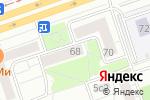 Схема проезда до компании Дирекция единого заказчика района Перово в Москве