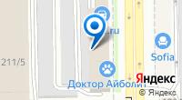 Компания Какаду на карте