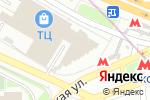 Схема проезда до компании Автокат-Рус в Москве