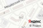 Схема проезда до компании Пивной дворик в Москве