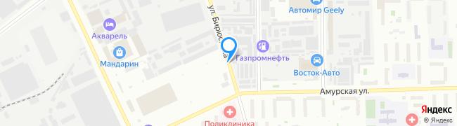 улица Бирюсинка