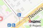Схема проезда до компании Дубайская шаурма в Донецке
