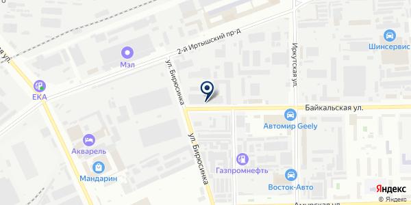 Автовышки 24 на карте Москве