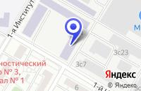 Схема проезда до компании ПТФ УНИТРАК в Москве