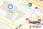 Схема проезда до компании Инженерная практика в Москве