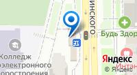 Компания Кондитер, магазин на карте