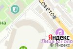 Схема проезда до компании LUIGIN в Новороссийске