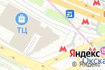 Схема проезда до компании ФККГруп в Москве