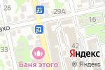 Схема проезда до компании До закатки в Новороссийске