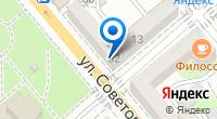 Компания Экстази на карте