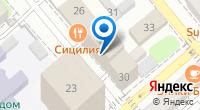 Компания Элтранс на карте