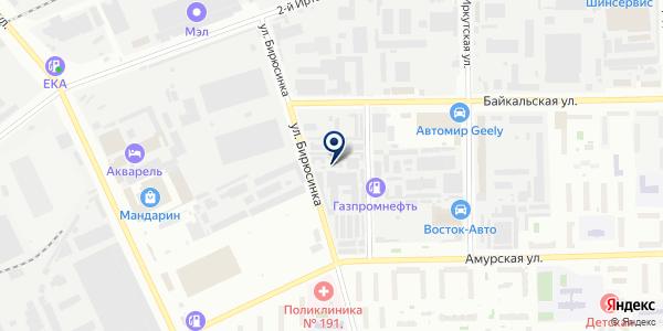 Полимер Строй Сервис на карте Москве