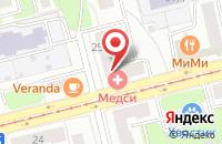 Схема проезда до компании 910 в Ярославле