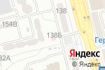 Схема проезда до компании Релакс в Донецке