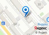 Главное бюро медико-социальной экспертизы по Краснодарскому краю в г. Новороссийске на карте